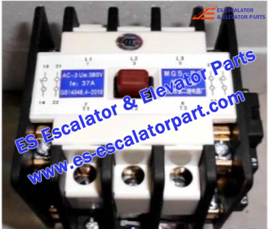 MG5-BF AC220V Contactor Run