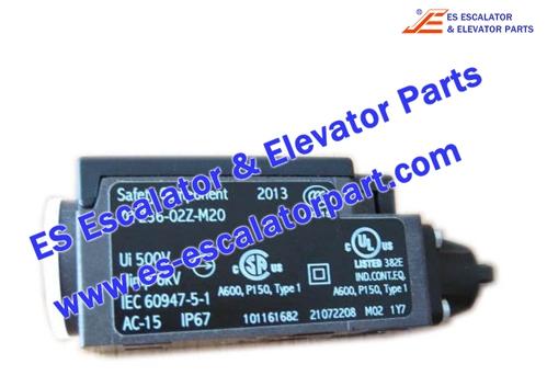 SJEC FEH303-1000 TS236-02z-M20