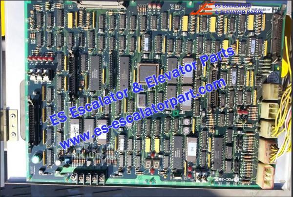 Otis poc-300 PCB