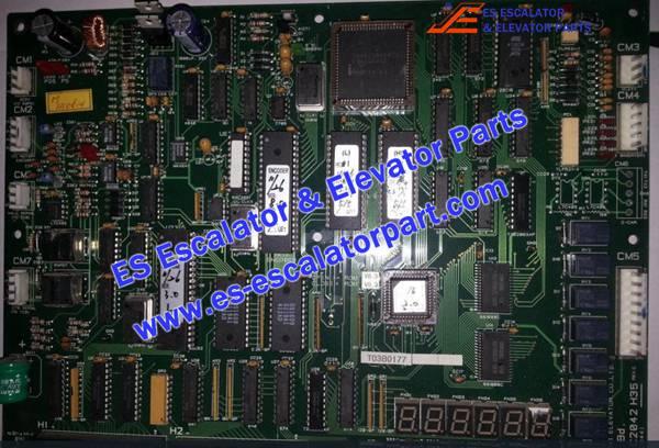 Hyundai Elevator PCB m21 h35