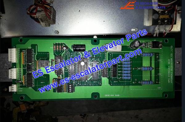 Hyundai Elevator hpi PCB