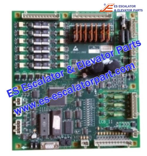 Elevator GFA21240D1 PCB LCB-II