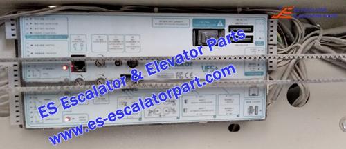 Fermator elevator door inverter VF5+