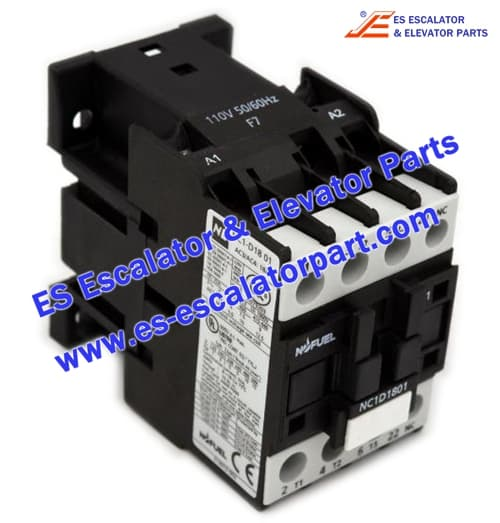Magnetic Contactor LC1D1801M7 for Schindler