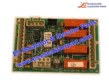 OTIS Elevator GCA26800KG6 Communication board