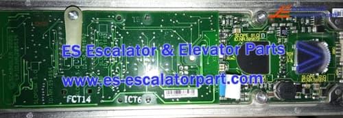 Schindler Elevator 591893 PCB