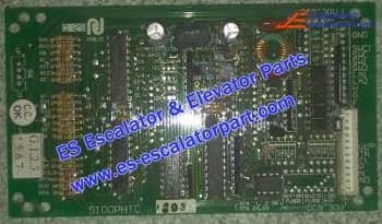 Schindler Elevator S100PHTC PCB