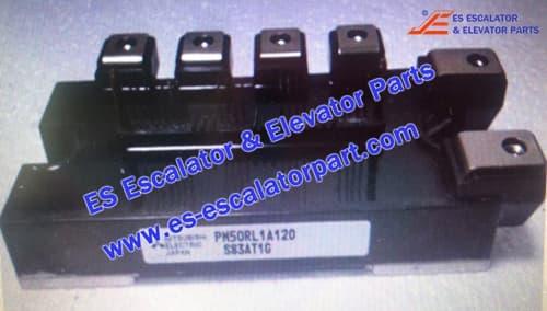 Mitsubishi Elevator IGBT Module PM50RL1A120