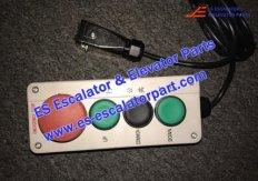 Escalator XAA26220AA8 Test tool