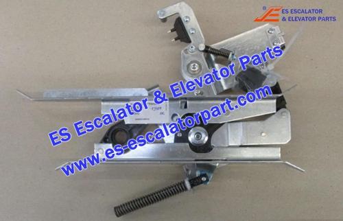 Elevator KM900650G14 Advanced Modular Door system