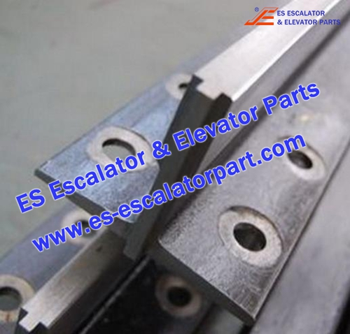 Elevator Parts Well T-track T90