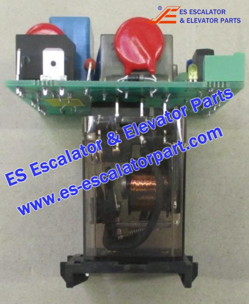 Kone Elevator KM612012G01 LCE BRAKE CONTROL MODULE