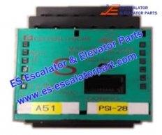 Escalator TUGELA 945 VAS-1A-K12-U-S1 SAFETY MONITOR