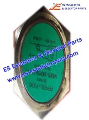 THYSSEN Escalator TUGELA 945 NBB15-30GM50-E2-V1 drive chain sensor