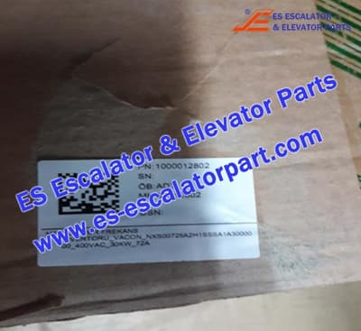 Escalator TUGELA 945 NXS00725A2H1SSSA1A3 INVERTER
