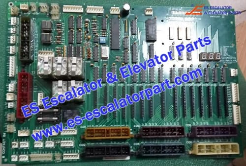 Elevator 204C1725H24 CTB board