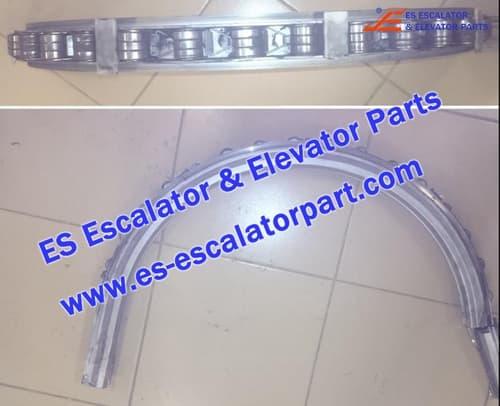 OTIS Escalator DAA402CR2 Rotary guide