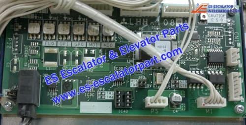 Mitsubishi Elevator LHH-1080A PCB