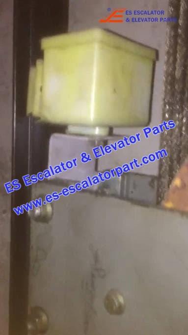 Escalator Oil Tank