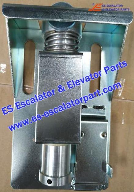 KONE Elevator KM5299658H01 ACCESS COVER MECH SUPPORT