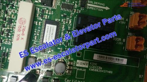 Kone Elevator Parts KM50025437H06 PCB
