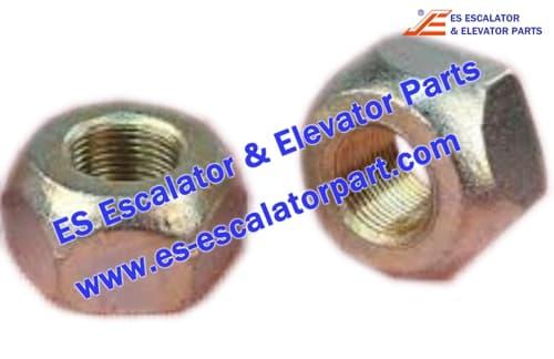 Schindler Elevator Parts 250712 DOOR COUPLER LEFT QKS9-Z/ZT