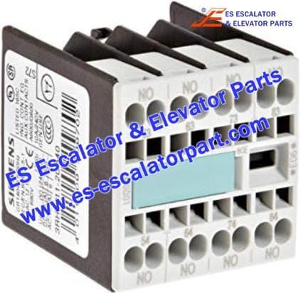 SIEMENS Elevator Parts 3RH1911-2GA40 Contactor