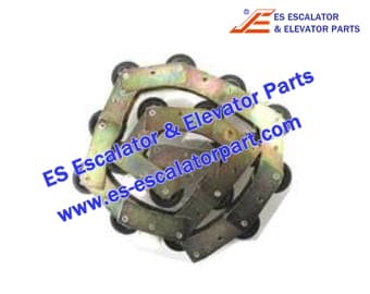 Schindler Escalator Parts SEH498347 Newell End Cluster 17 Rollers