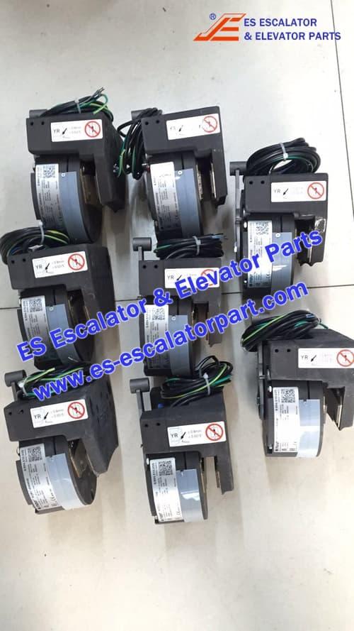 Schindler Elevator Parts 59605081 Rope brake