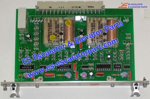 KONE Escalator Part DEE2207447 Switch and Board