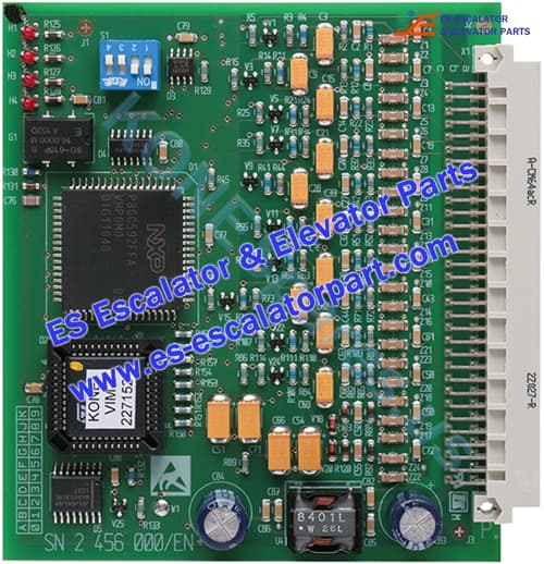 KONE Escalator Part DEE2271521 Switch and Board