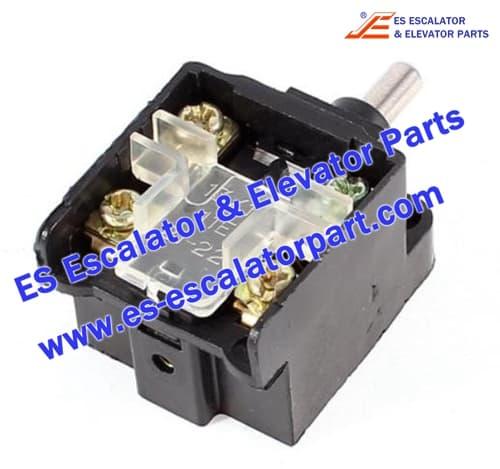 Mitsubishi Elevator Parts 3SE3-020 LXP1-020 Bunker Buffer Switch