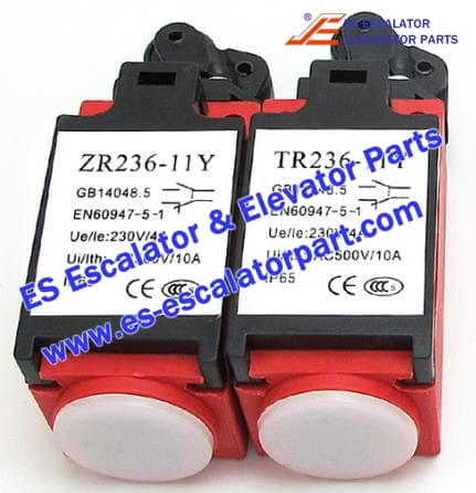 Hitachi Elevator Parts ZR236 TR236 Speed ​​limiter tensioner switch