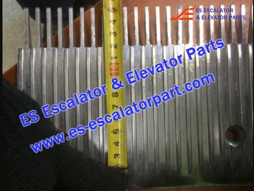 Escalator Parts Comb Plate