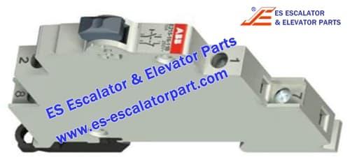 KONE Elevator Parts E215-16-11B ABB Rail switch