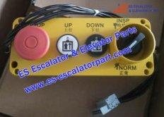 Escalator Parts 57635403 Control handle