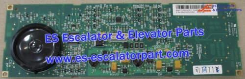 KONE Elevator Parts KM772920G01 PCB