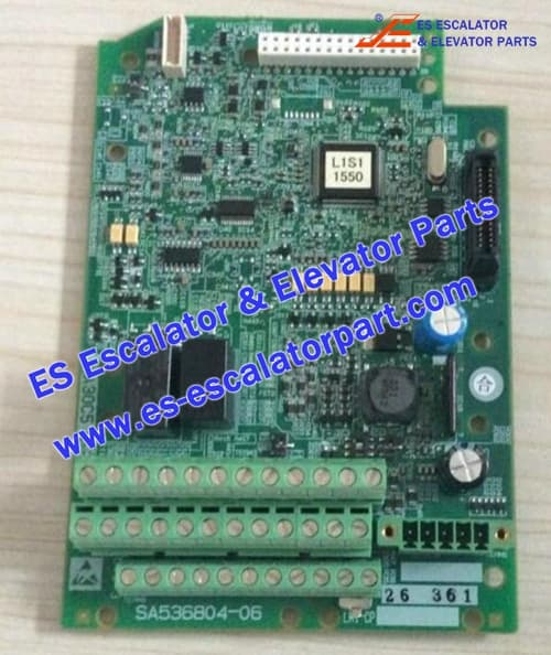 <b>FUJI Elevator Parts SA536804-07 PCB</b>