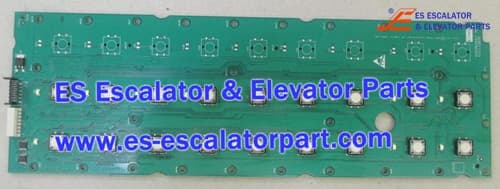 KONE Elevator Parts KM1368846G02 PCB