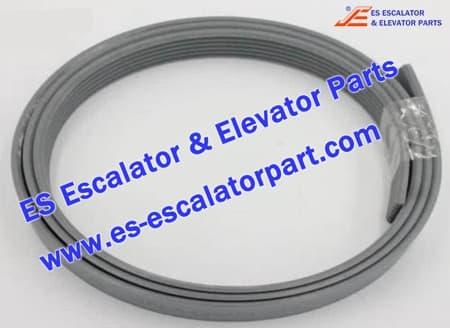 Schindler Elevator Parts STM-PV30-1 Elevator Flat Belt