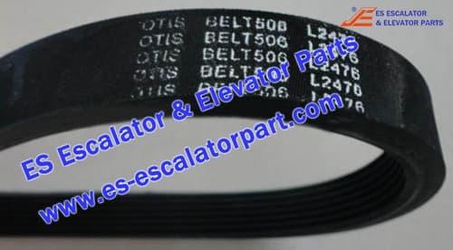 OTIS Escalator Parts GAA717D1 Handrail Drive Belt