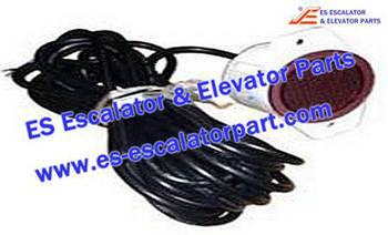 Escalator Parts 8801000155 HY-FT845 Escalator Traffic Light