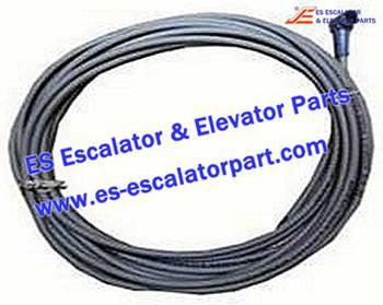 Thyssenkrupp Escalator Parts 8840000189 Connector TUK-SWKP3-5 S90