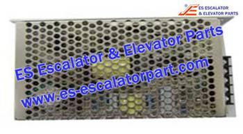 Thyssenkrupp Escalator Parts 8800500033 Switch Power Supply NES-35-24