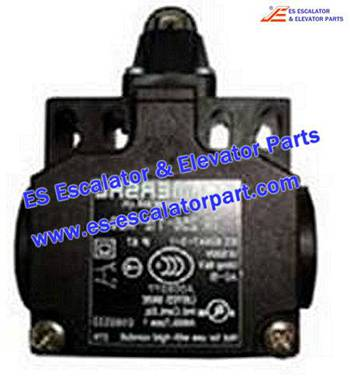 Escalator Parts 8800400006 Step monitoring protection switch TR256-11Z