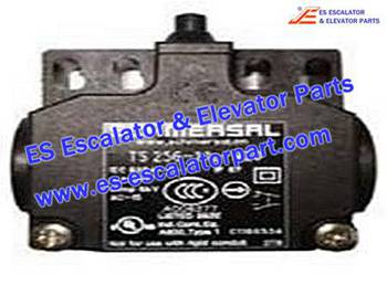 Thyssenkrupp Escalator Parts 8800400005 Handrail inlet protection switch TS256-11Z