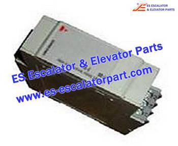 Thyssenkrupp Escalator Parts 8800300116 Temperature protection relay
