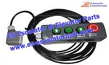 Thyssenkrupp Escalator Parts 8611000045 4 escalator repair kit CCC certification