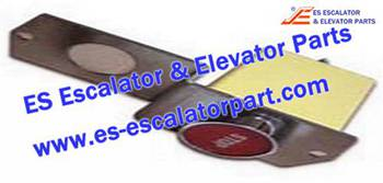 Thyssenkrupp Escalator Parts 8609000124 Stop button component DH-K602