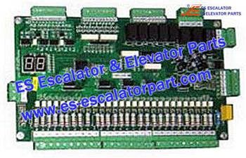Thyssenkrupp Escalator Parts 8605000059 Fault diagnosis board FD-00